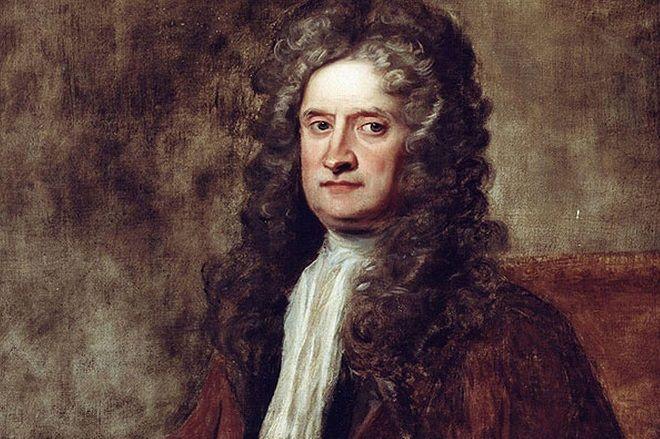 Sir Isaac Newton (1642-1726) #Isaac #Newton #1642-1726 #Science #wholetips