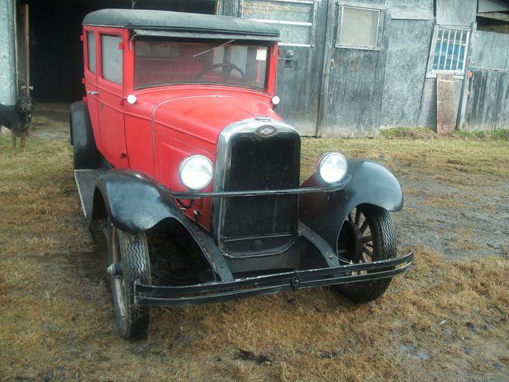 1928 Chevrolet Sedan for sale by Owner - Newport, VT | OldCarOnline.com Classifieds