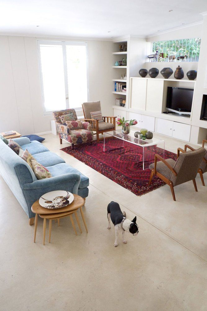 house tour a quirky cape town home apartment therapy
