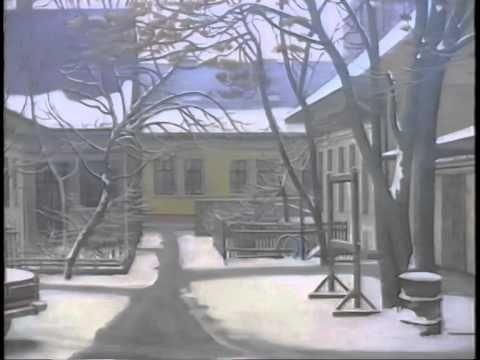 Látogatóban Mácsai István festőművésznél