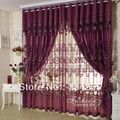 Online Shop classic design customized jacquard decoration door window drapery eyelet/pleated blackout curtain|Aliexpress Mobile