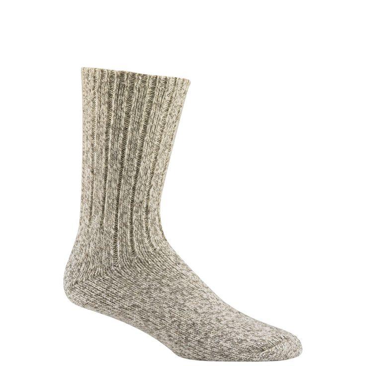 Wigwam El Pine Socks Grey Twist Crew Socks. The wigwam socks my grandmother gave me 18 years ago are finally wearing out