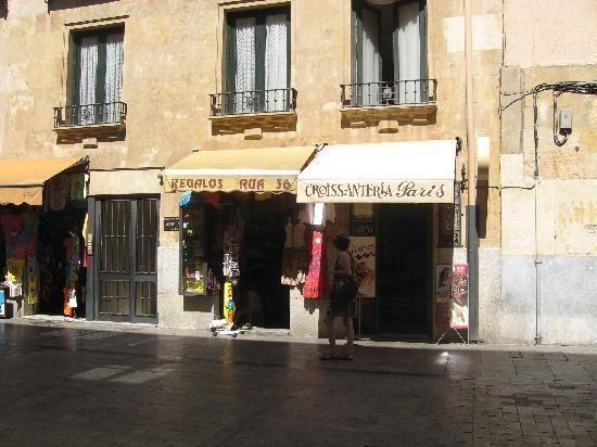 Croissanteria Paris SL.