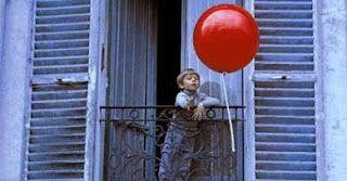 Zinéfilaz: Cuando el objeto es protagonista el globo rojo