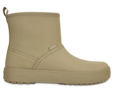 Bottes Femme Crocs, achat Women's Crocs ColorLite™ Boot pas cher prix promo 69,99 € TTC sur Crocs.fr