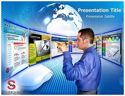 Best Free Powerpoint Templates Images On