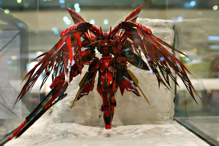 Best Gundam Model | Becky Customizer: Malaysia Gundam Model Kits Challenge 2010 winning ...