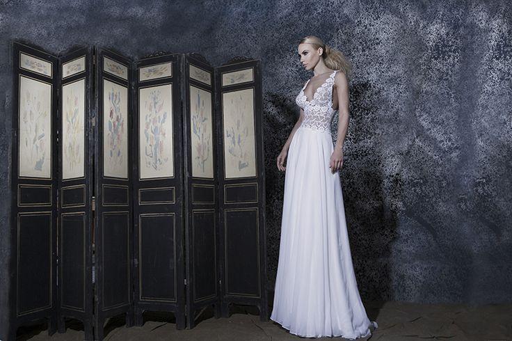Wedding dress /Roxy/ #wedding #lace #summer