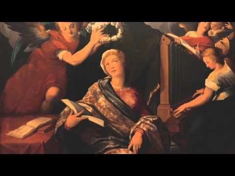 Platícame una obra. Andrés de Concha. Santa Cecilia.