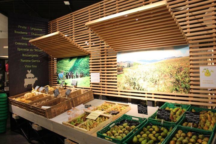 Ferme En Ville tienda de Denis Capitan, Belleville sur Saone - Francia »Retail Design Blog En Ville ferme tienda de Denis Capita...