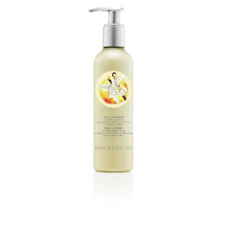 The Body Shop Limited Edition Vanilla Brulee  Shimmer Lotion
