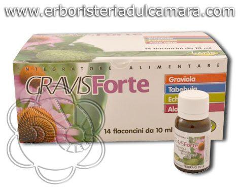 GravisForte in Flaconcini Bevibili: Graviola Composta per Proteggersi e Difendersi