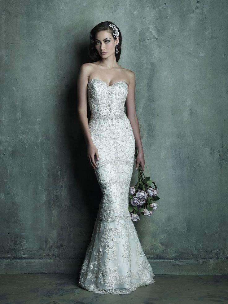 17 best ideas about allure couture on pinterest allure for A princess bride couture bridal salon