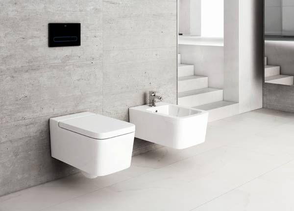 pack wc suspendu roca inspira a346537000 a80153200b bathroom pinterest. Black Bedroom Furniture Sets. Home Design Ideas