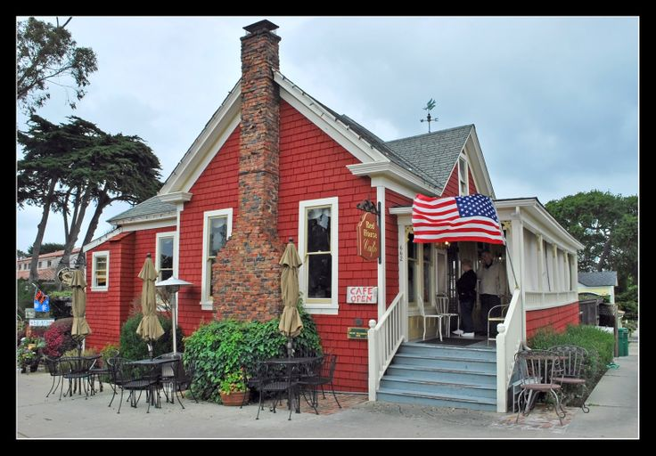 Red House Cafe Pacific Grove Ca