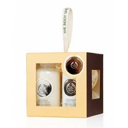 Coconut Shower & Moisture Set - the body shop