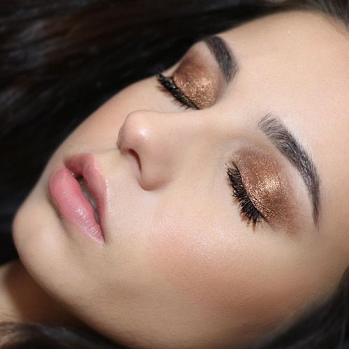 Chocolate Silk Pure Mineral Eyeshadow