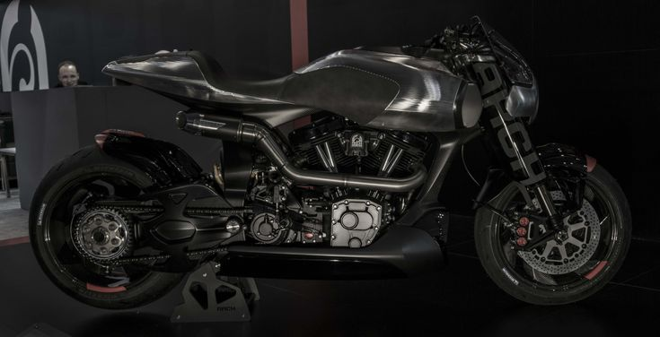 "ARCH Motorcycle Method 143 @ Eicma 2017 ""Forward thinking and engineering artistry"" #arch #motorcycle #method143 #eicma #KeanuReeves #GardHollinger"