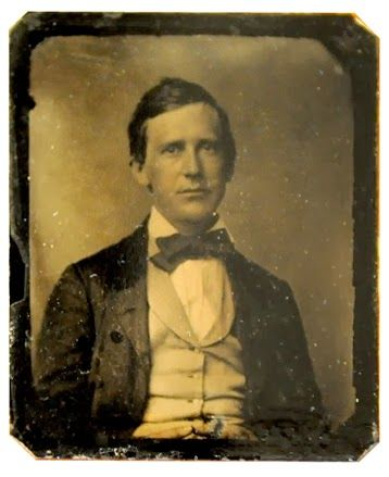"""TRAGIC DEATH OF STEPHEN FOSTER     On this date in 1864, American songwriter Stephen Foster, who'd written such classics as """"Swanee River,""""..."""