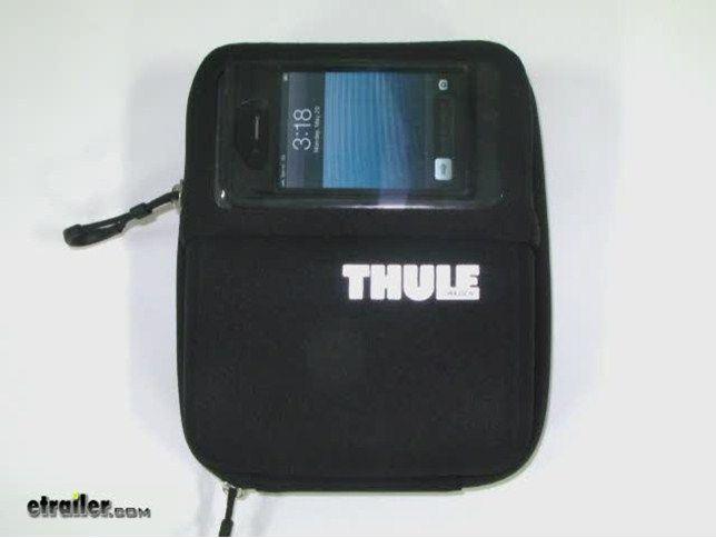 Thule Pack 'n Pedal Bike Wallet with Smartphone Pocket Thule Bike Accessories TH100004