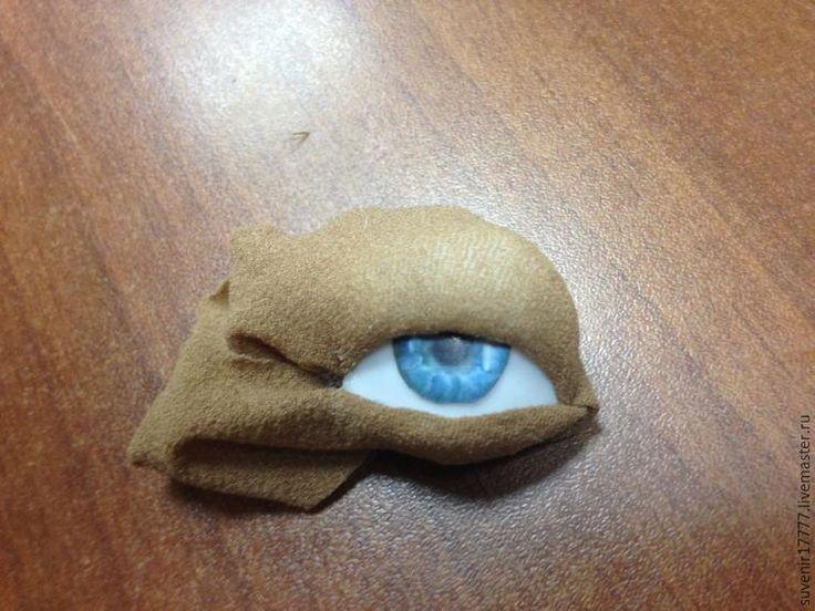 Мастер-класс: глазки для куклы из того, что есть под рукой: публикации и мастер-классы – Ярмарка Мастеров