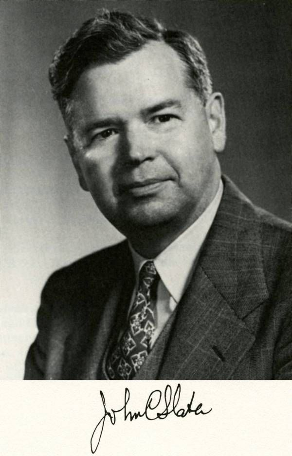 John C. Slater