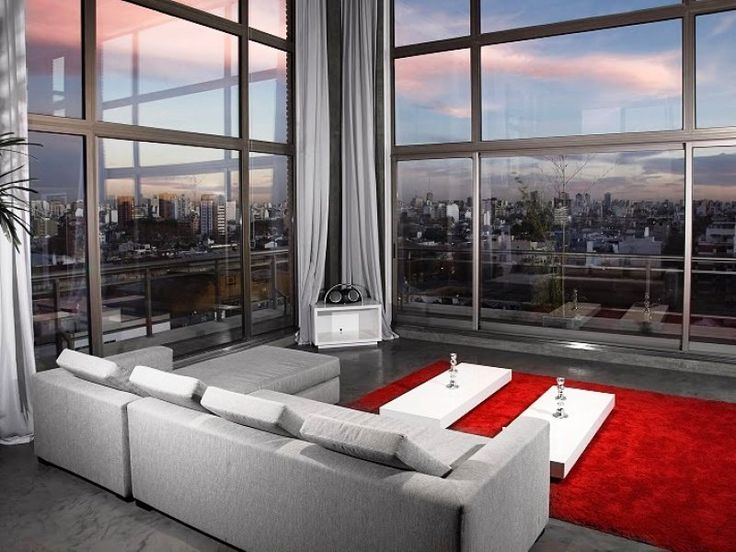 High Rise Loft With Big Windows My Dream Luxury High