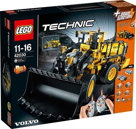 LEGO Technic, Fjernstyrt VOLVO L350F hjullaster fra Lekmer. Om denne nettbutikken: http://nettbutikknytt.no/lekmer/