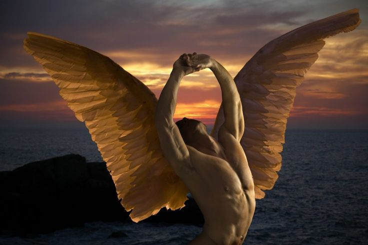 10 incredible quotes from ancient texts that hint the Nephilim were real | Angel images. Archangel gabriel. Angel