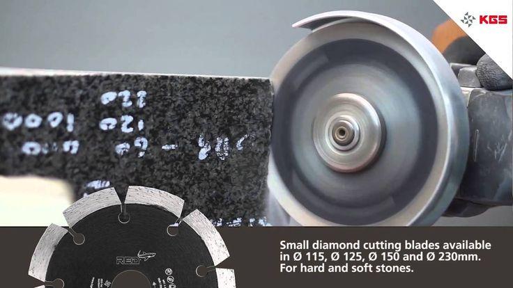 KGS Diamond: RED Diamond tools
