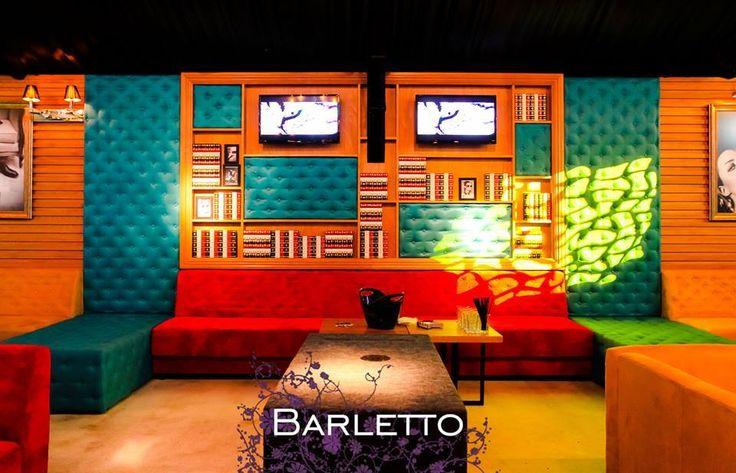 Club Barletto - Bucharest, Romania - made by Alex Dabuleanu from La Designarie  https://www.facebook.com/ladesignarie?fref=ts