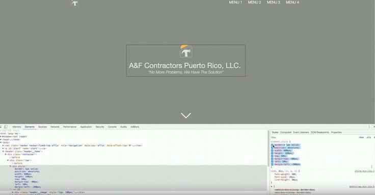 En este video explico como puedes alinear un div al centro de la pantalla con CSS y HTML.  Existen varias maneras de hacerlo, pero en este tutorial lo muestro de manera tradicional.  #devxlab  http://lopezpagan.com/codigo-alinear-div-al-centro-la-pantalla-css-html/