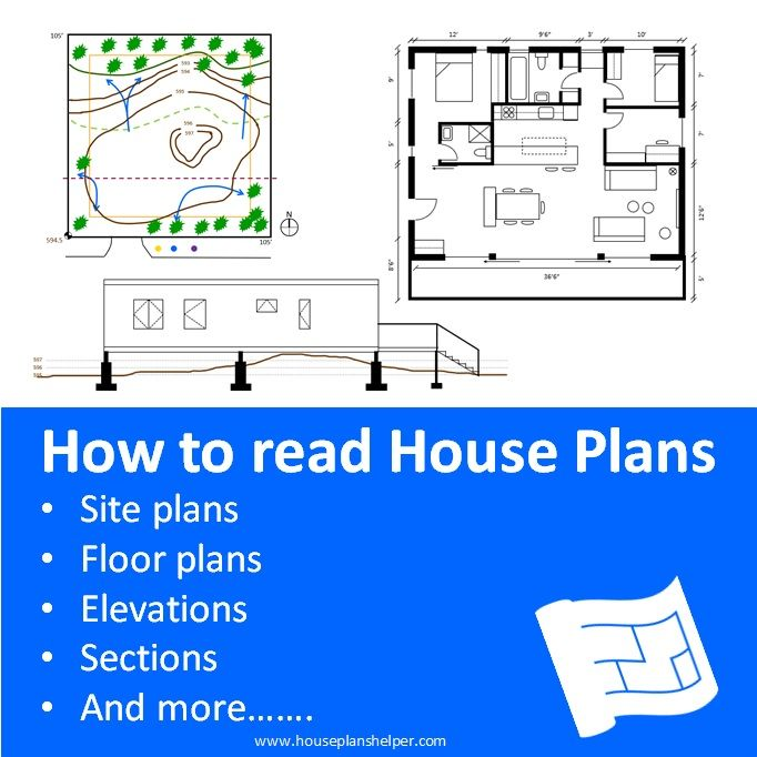 How To Read House Plans Https Www Houseplanshelper Com How To Read House Plans Html Floorplans Houseplans Floor Plans House Plans Free Floor Plans