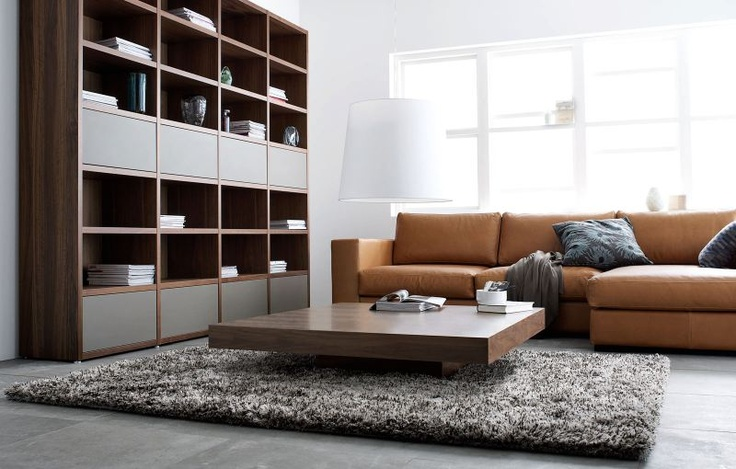sol gris !  .  J'aime le tapis.  Meubles design pour votre salon, conseils en décoration - BoConcept