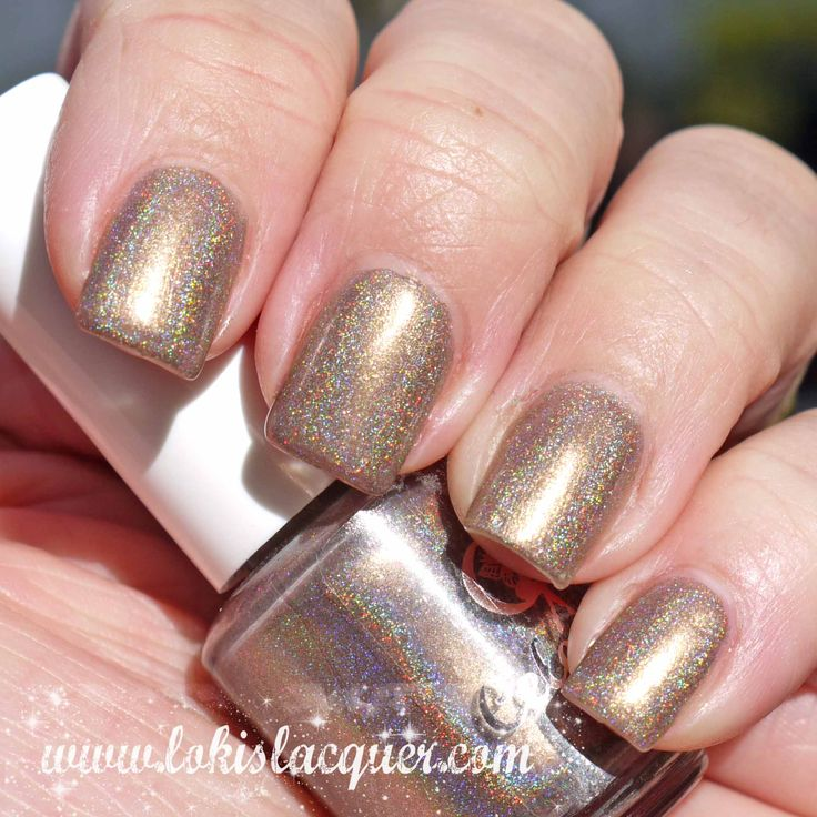 Garden of Bones swatched by @lokislacquer