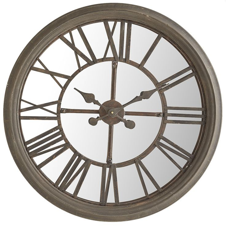 Mirrored Wall Clock 20 best clock images on pinterest | clock wall, wall clocks and