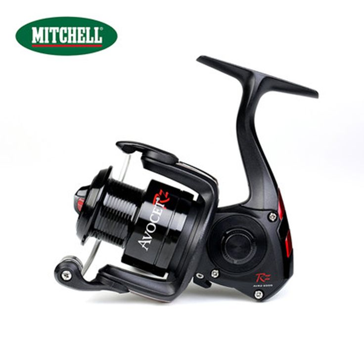 MITCHELL RZ 1000-4000 Spinning Fishing Reel 4+1BB  with Larger Spool 4kg Max Brake Force Sea Boat  Metal Spool Fishing Reel free shipping worldwide