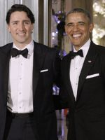 Obama, Trudeau Roast Justin Bieber At State Dinner #refinery29