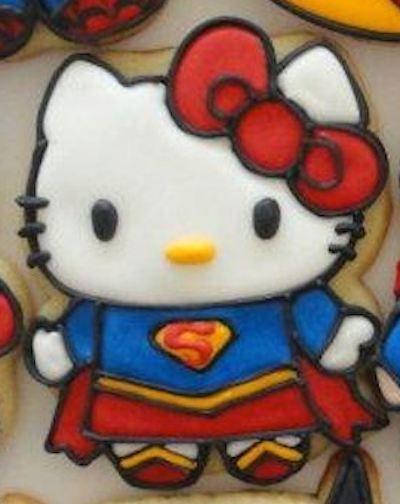 Hello Kitty Supergirl Cookie.jpg