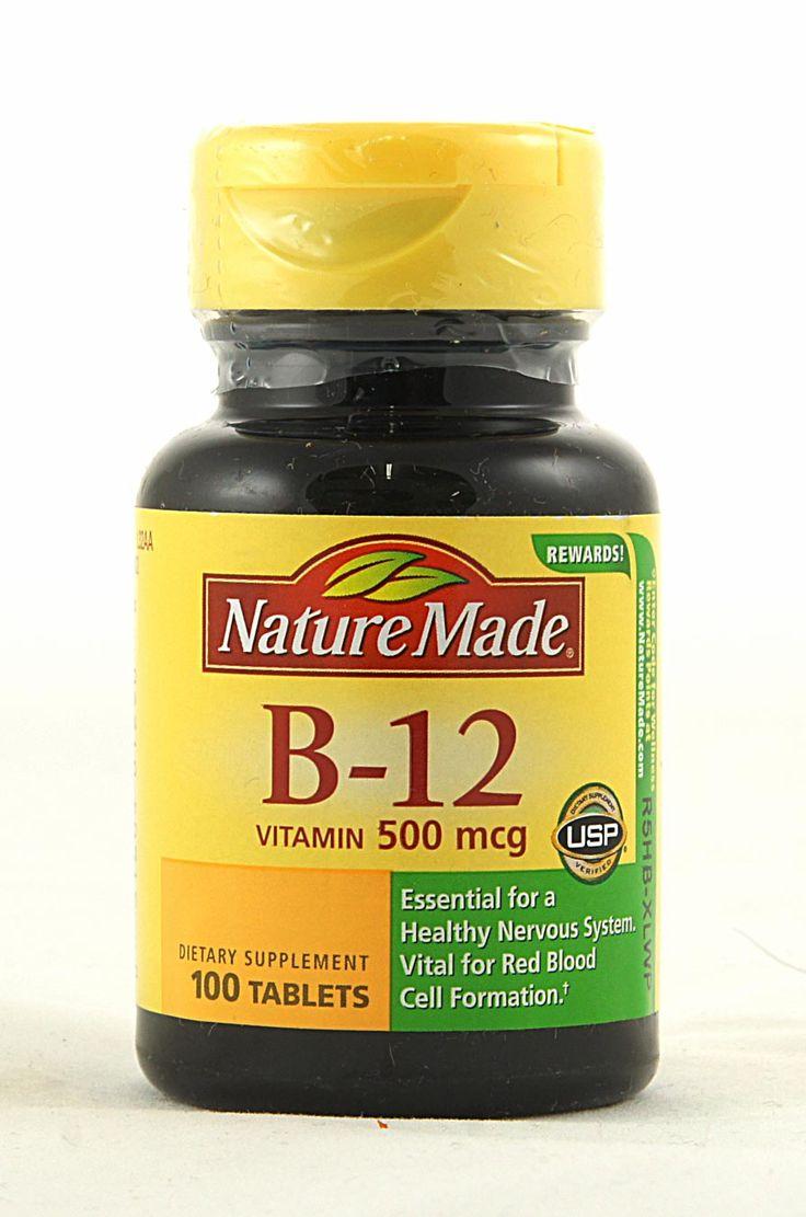 Vitamins And Supplements Nature Made Vitamins Natural Vitamins Vitamins Supplements
