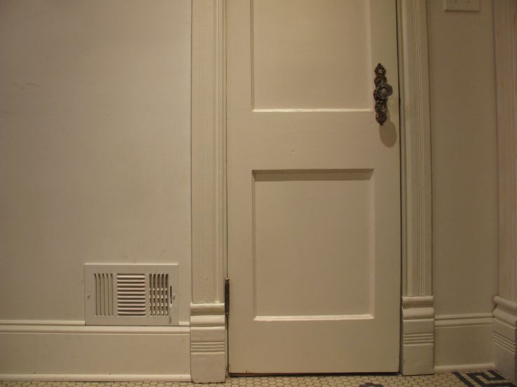 Doors And Baseboards Painted Same Color As Walls Google Search 3311 Palm Pinterest Doors