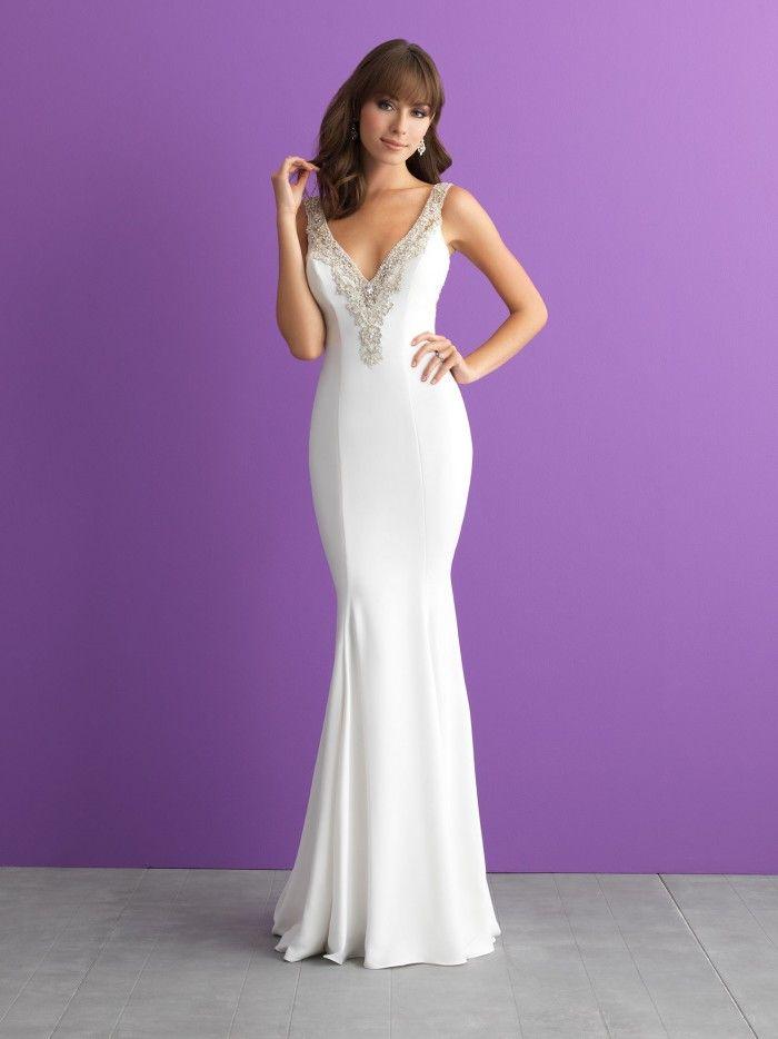 Mejores 63 imágenes de Allure en Pinterest | Vestidos de boda ...