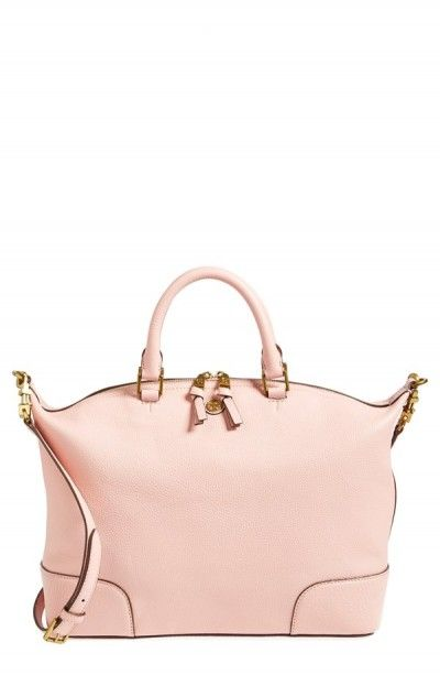 Tory Burch Slouchy Leather Satchel