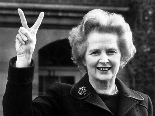 Margaret Thatcher dead at 87 following stroke   Anything which weakens you, weakens America http://www.lettersofnote.com/2009/12/anything-which-weakens-you-weakens.html    Thatcher docs show tension with old friend Reagan http://www.youtube.com/watch?v=0FMLRxB6HJM  The Shock Doctrine 2009 http://www.youtube.com/watch?v=7iW1SHPgUAQ