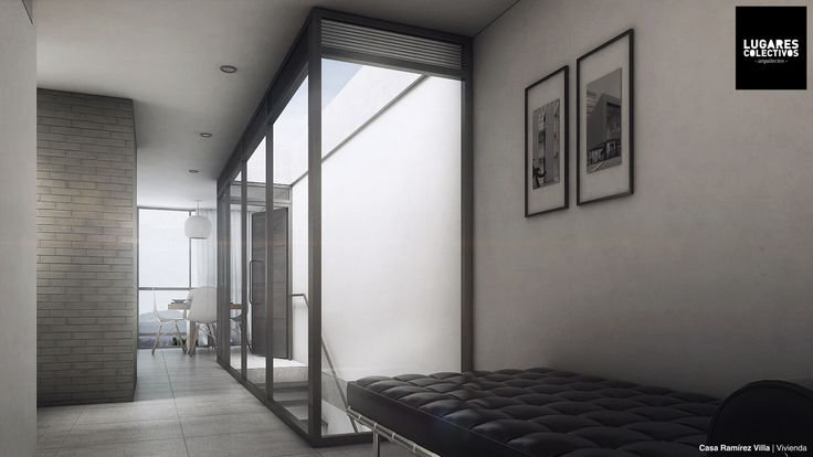 https://flic.kr/p/NFopMW | Casa Ramírez Villa | Diseño: Lugares Colectivos Arquitectos
