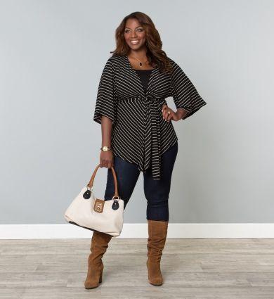 Plus Size Top Plus Size Womens Clothing at www.curvaliciousclothes.com #plus size