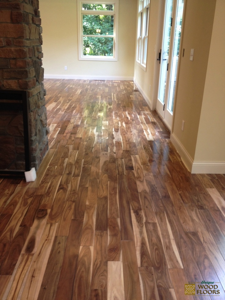 17 best images about interiors acacia wood floors on for Acacia hardwood flooring