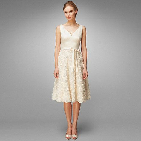 GBP250 Phase Eight Cream Miranda Wedding Dress