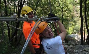 Plitvice Lakes activity holiday