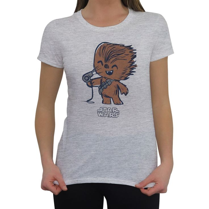 Funko Star Wars Chewbacca Super Cute Women's T-Shirt
